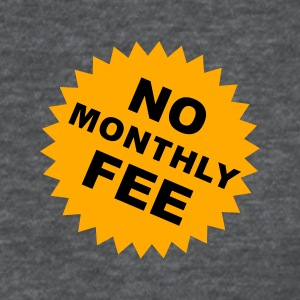 Deep heather no monthly fee Women's T-shirts - Women's T-Shirt