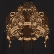 Design ~ Vintage Designer Tshirt Logo Crest Hoodies