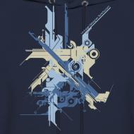 Design ~ Technology Designer Logo Hoodie