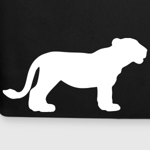 Black lion Bags  - Eco-Friendly Cotton Tote