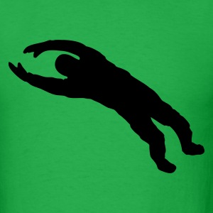Bright green Goal Keeper T-Shirts - Men's T-Shirt