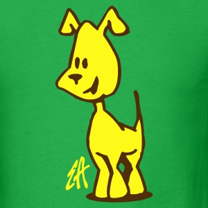 Dog, doggie - Men's T-Shirt