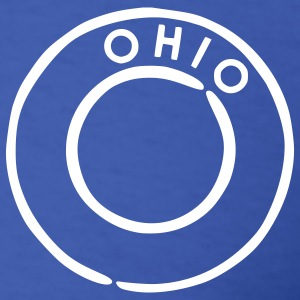 Royal blue Ohio T-Shirts - Men's T-Shirt