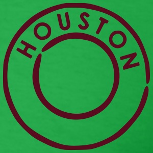 Bright green Houston T-Shirts - Men's T-Shirt