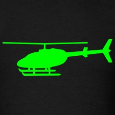 Black Helicopter T-Shirts