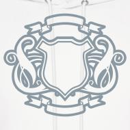 Design ~ Custom Letter Shield Design Hoodie