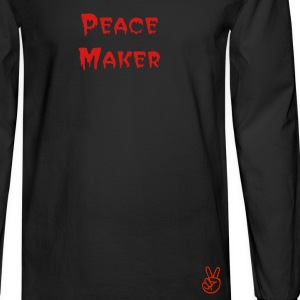 Peace Maker - Men's Long Sleeve T-Shirt