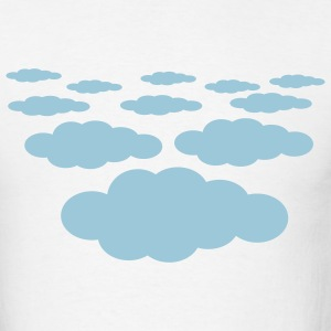 White Clouds T-Shirts - Men's T-Shirt