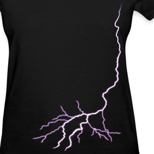 Lightning Womens - Women's T-Shirt