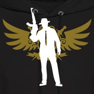 Design ~ Winged Gangsta Hoodie
