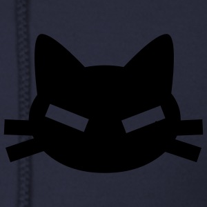 Ash  cat Zip Hoodies/Jackets - Men's Zip Hoodie