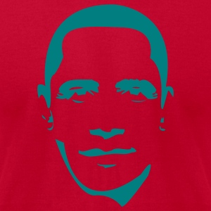 Mr.President - Men's T-Shirt by American Apparel