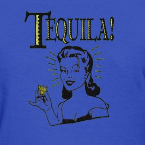 Light blue Tequila Women's T-Shirts - Women's T-Shirt