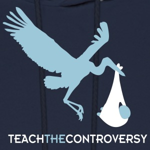 The Stork (Teach the Controversy) Hoodies - Men's Hoodie