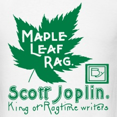 Maple Leaf Rag Tee Shirt