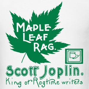 Maple Leaf Rag Tee Shirt - Men's T-Shirt
