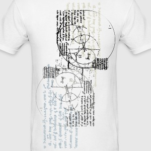 White new invention designs T-Shirts - Men's T-Shirt