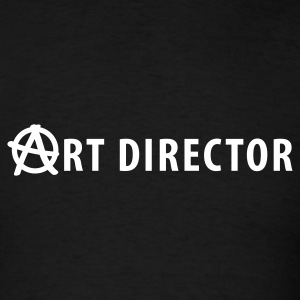 Black Art Director T-Shirts - Men's T-Shirt