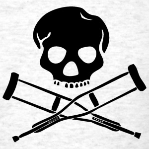 Jackass Skull T-Shirt - Men's T-Shirt