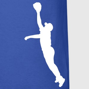 Royal blue baseball catch T-Shirts - Men's T-Shirt