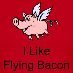 I Like Flying Bacon