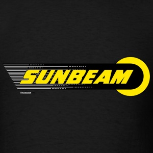 Black Sunbeam - AUTONAUT.com T-Shirts - Men's T-Shirt