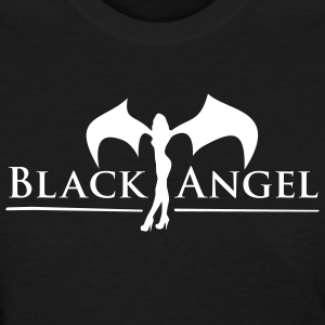 Black Angel - Women's T-Shirt