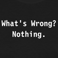 Design ~ What's Wrong T