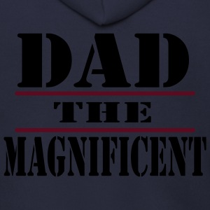 Ash  Dad The Magnificent Zippered Jackets - Men's Zip Hoodie