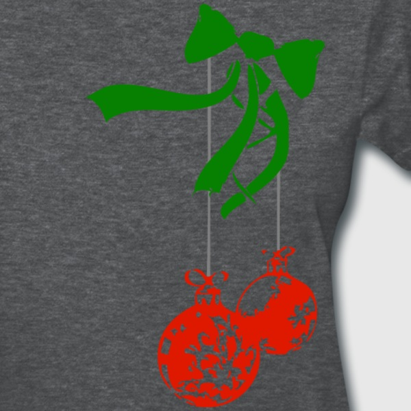 Deep heather ornament - color Women's T-shirts - Women's T-Shirt