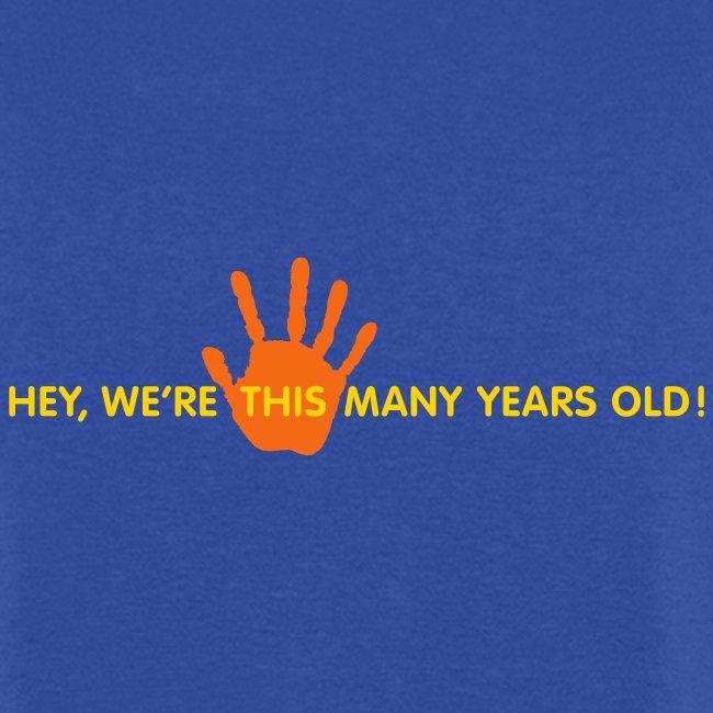 5th Year Shirt Limited Ed Mens