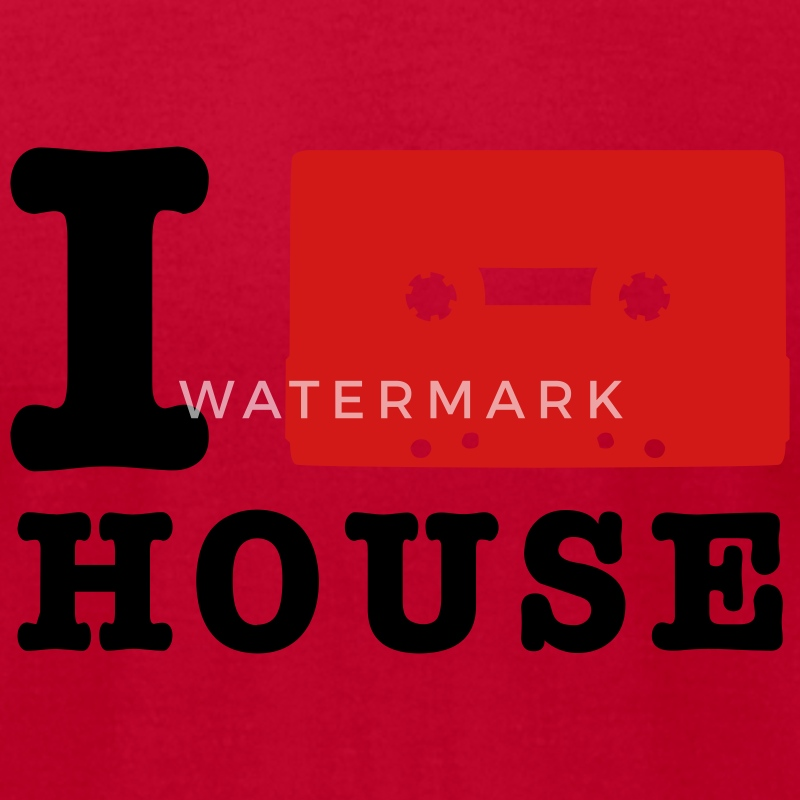 I love house music t shirt spreadshirt for American house music