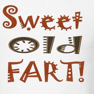 White sweet_old_fart T-Shirts - Men's T-Shirt