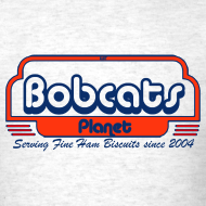 Design ~ Grey Bobcats Diner T-Shirt