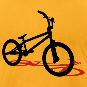 BMX - Men's T-Shirt by American Apparel