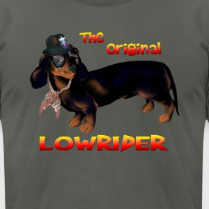 The Original Lowrider - Men's T-Shirt by American Apparel
