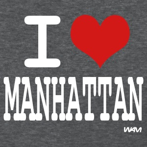 Deep heather i love manhattan by wam Women's T-shirts - Women's T-Shirt