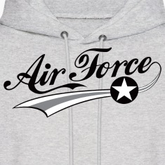 Air Force Hoody