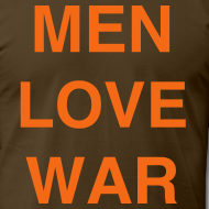 Design ~ MEN LOVE WAR (Halloween)
