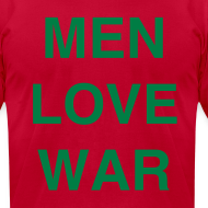 Design ~ MEN LOVE WAR (Christmas)