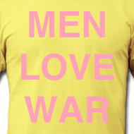 Design ~ MEN LOVE WAR (Easter)