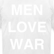 Design ~ MEN LOVE WAR (Wedding)