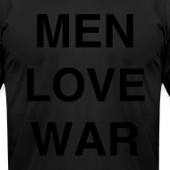 Design ~ MEN LOVE WAR (Funeral)