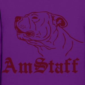 Light pink americanstaffy2b Hooded Sweatshirts - Women's Hoodie