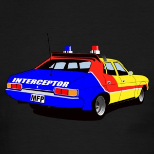 Chocolate/tan Interceptor T-Shirts - Men's Ringer T-Shirt