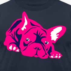 Pink Frenchie
