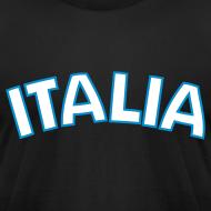 Design ~ ITALIA logo AA T, Black