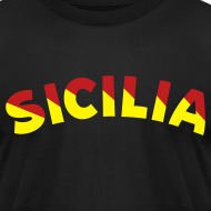Design ~ SICILIA AA T, Black