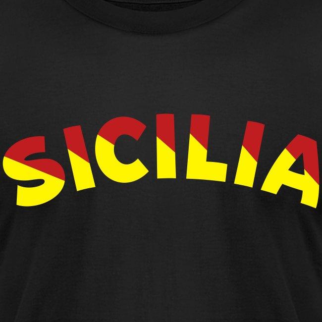 SICILIA AA T, Black