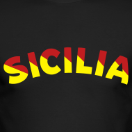 Design ~ SICILIA AA Long Sleeve T, Black